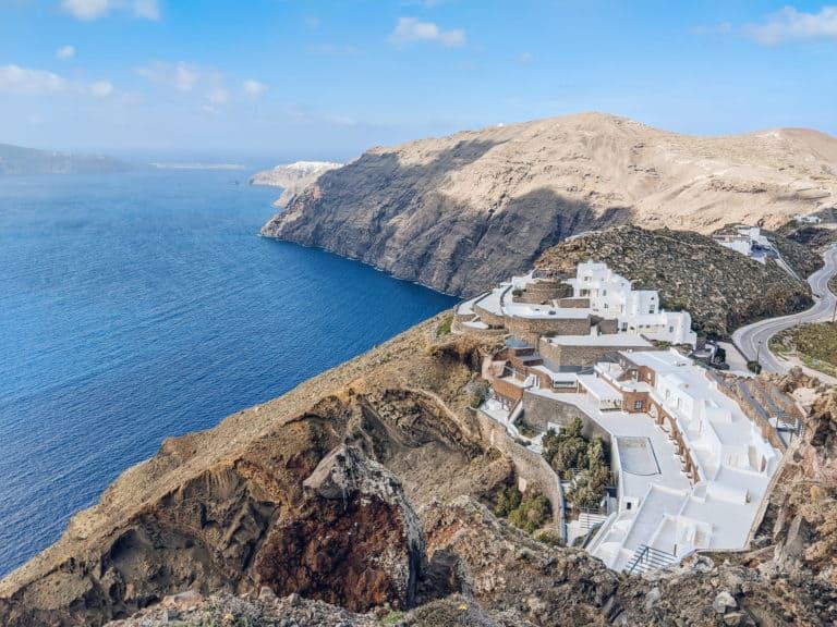 Fira to Oia Hike: Exploring Santorini