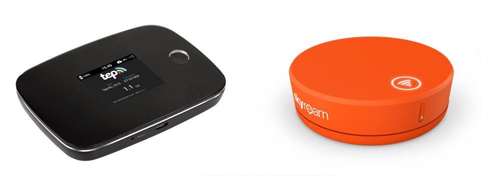 Tep Wireless Vs Skyroam