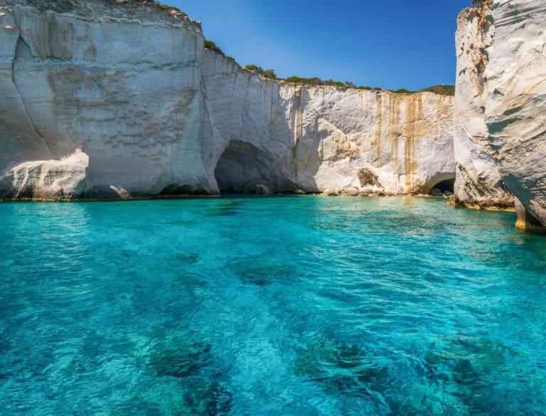 Kleftiko Milos, Greece: The Best Beach On The Island