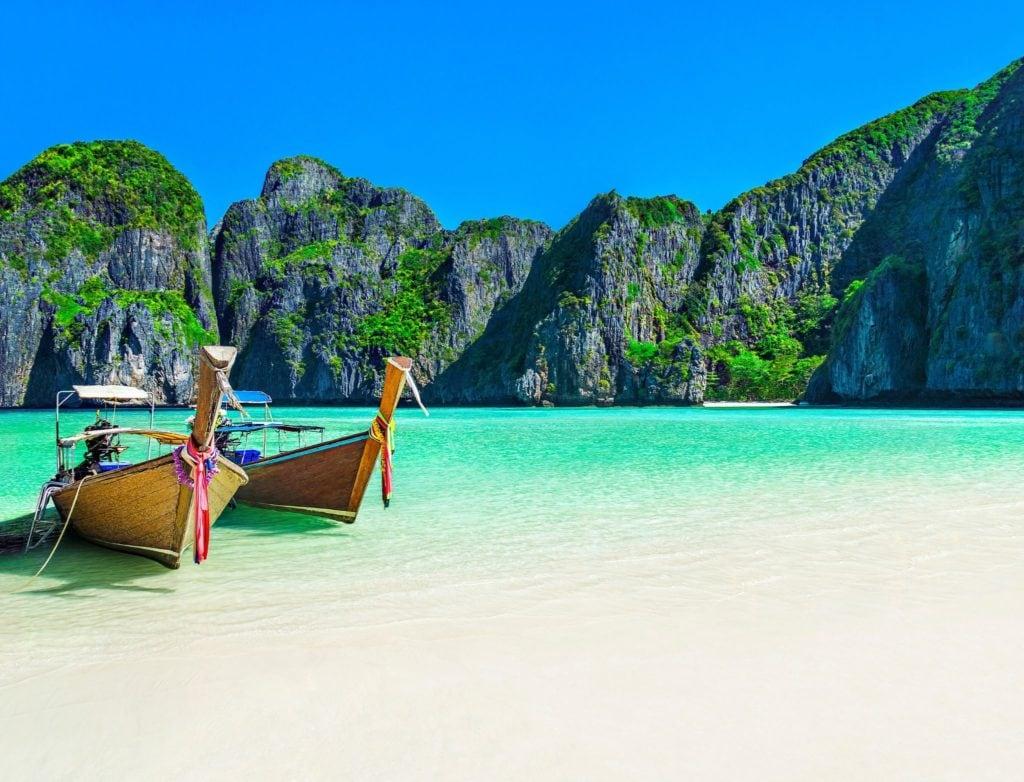 Southeast Asia Beaches