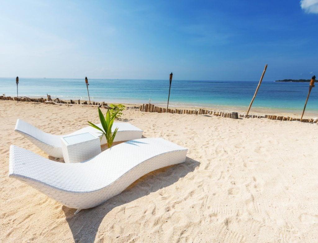 Gili Island Beaches