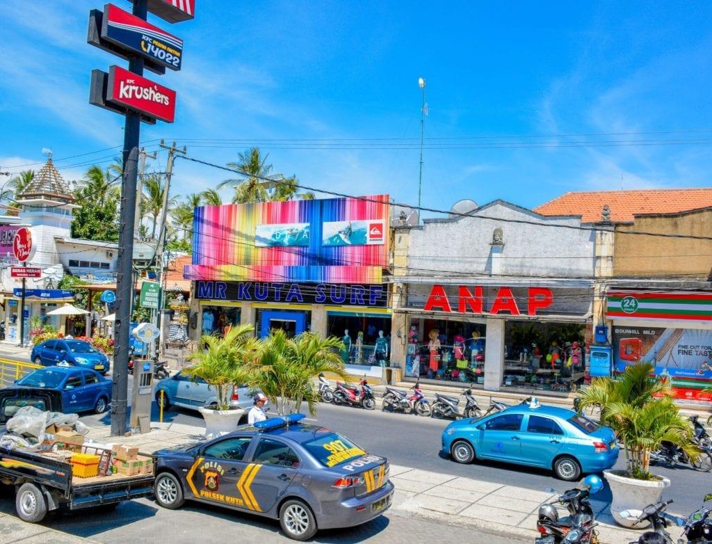 Bali vs Thailand Transportation
