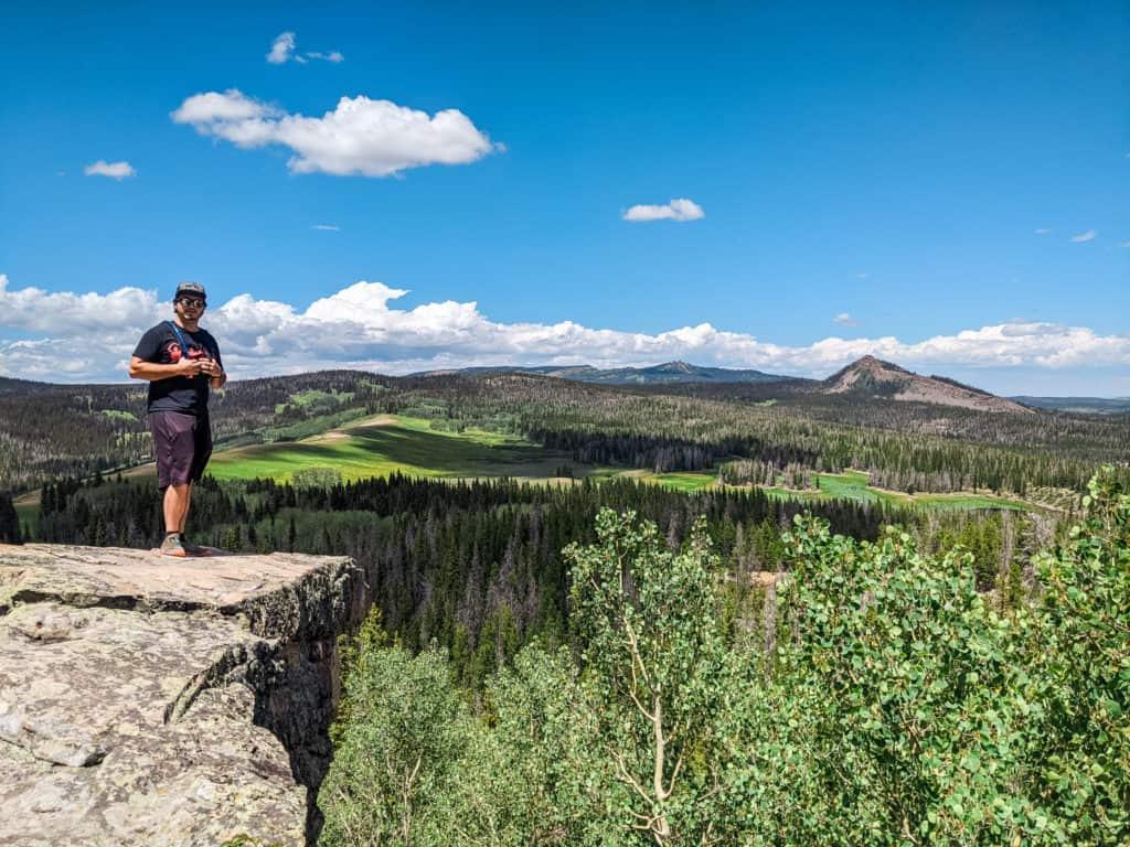 Steamboat Springs Hiking - Windy Ridge