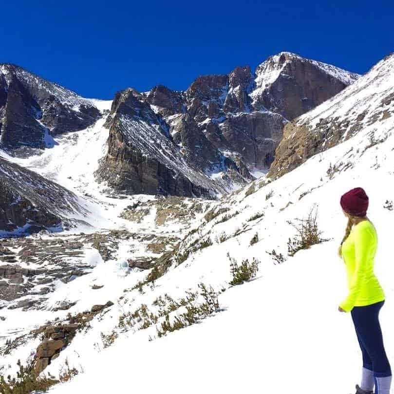 Long's Peak - Rocky Mountain National Park