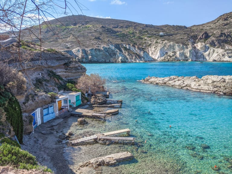 Where To Stay In Milos, Greece: The 7 Best Locations
