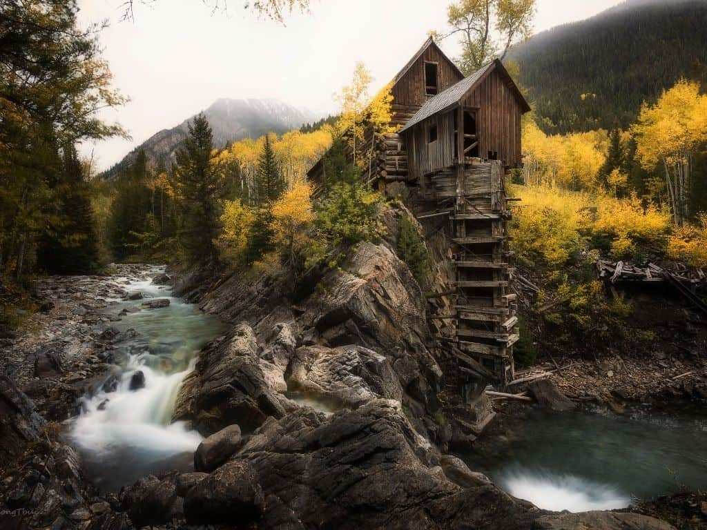 Crystal Mill - Best Hiking Trails In Colorado