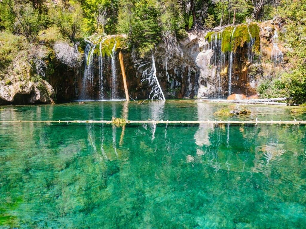 Hanging Lake - Best Hiking Trails In Colorado