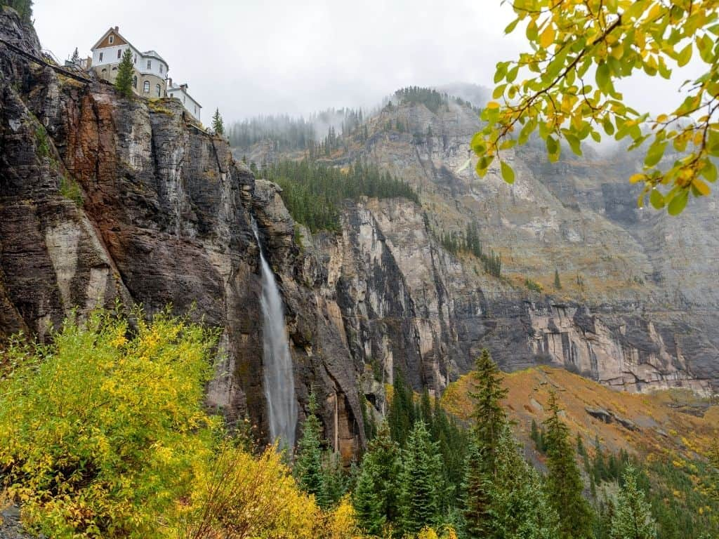 Bridal Veil Falls, Telluride