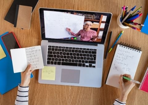 Online English Teaching Classroom Set-Up