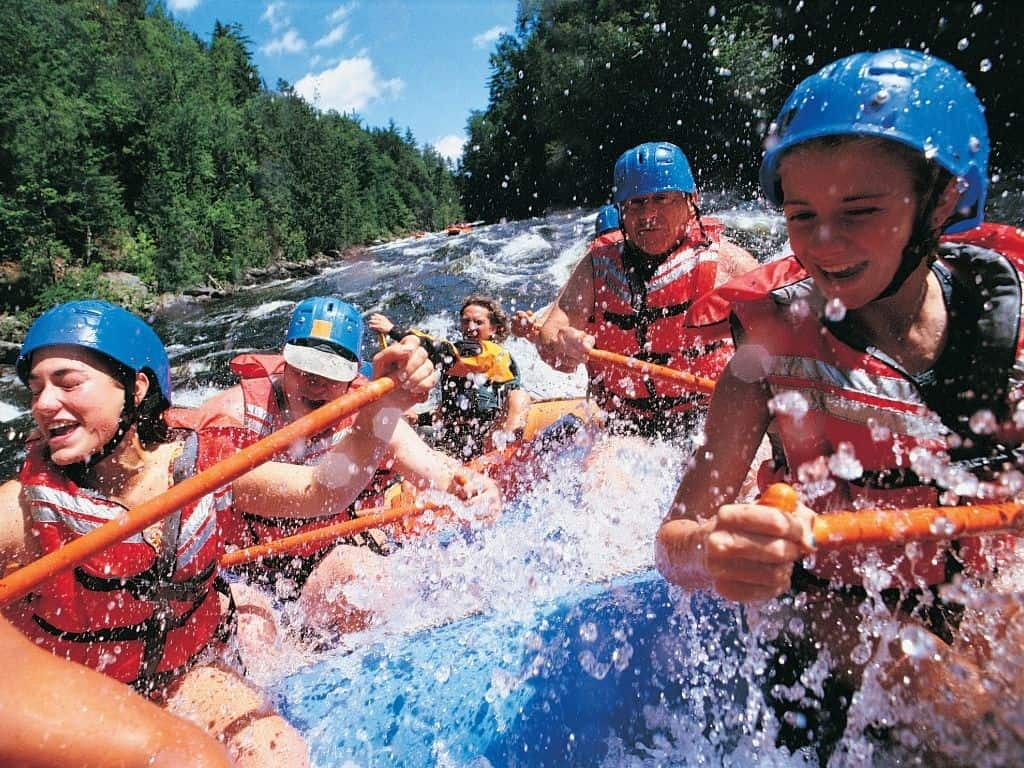 The Payette River is a great place to spend some time during a visit to Boise, Idaho. Whitewater rafting and kayaking are two popular activities.