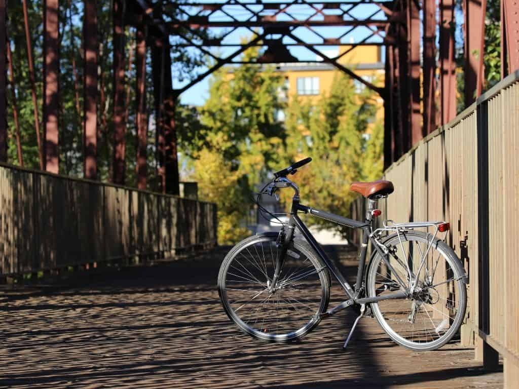 Boise is a very bike-friendly city. Biking is the easiest way to get around the city and save money on transportation.