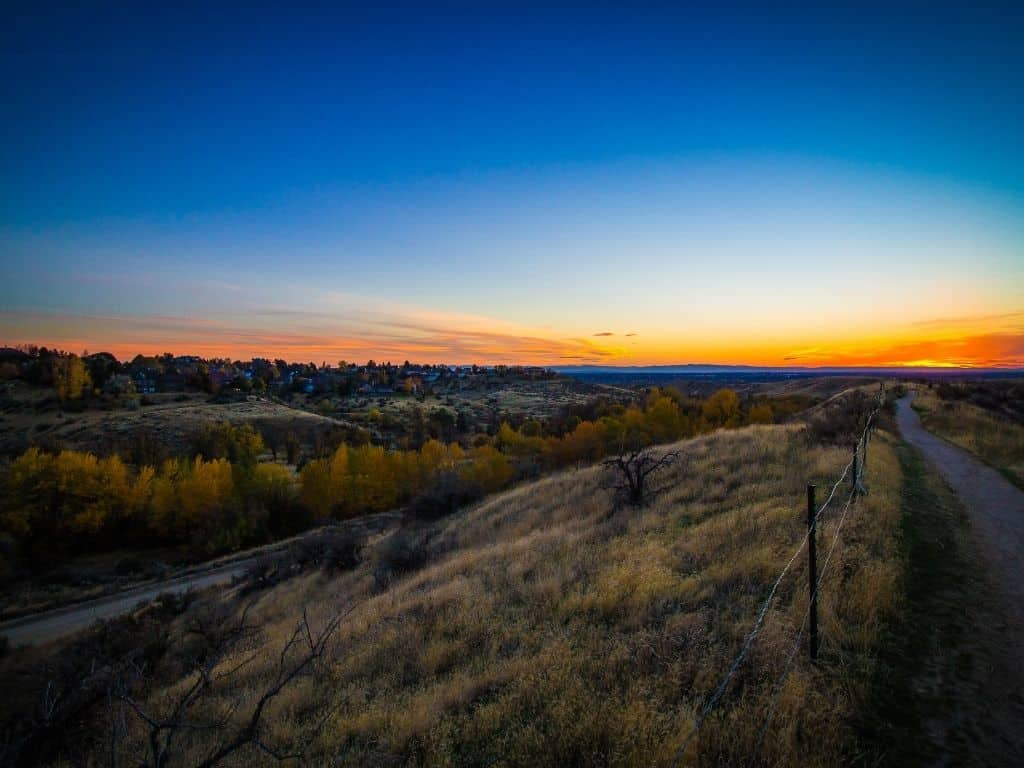 A must visit during your stay in Boise, Idaho is Hulls Gulch Reserve. A great place for hiking and biking.