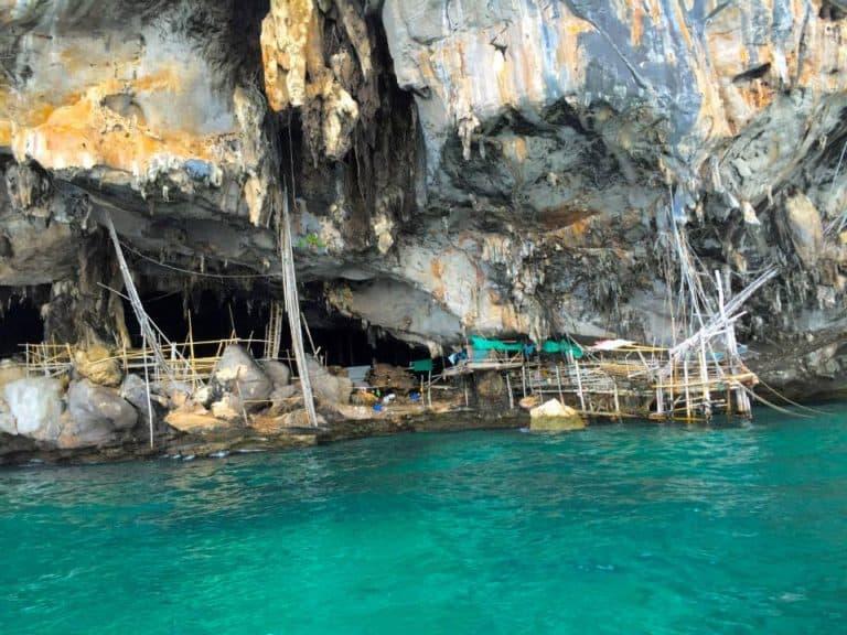 Viking Cove Near Koh Phi Phi Leh and Maya Bay