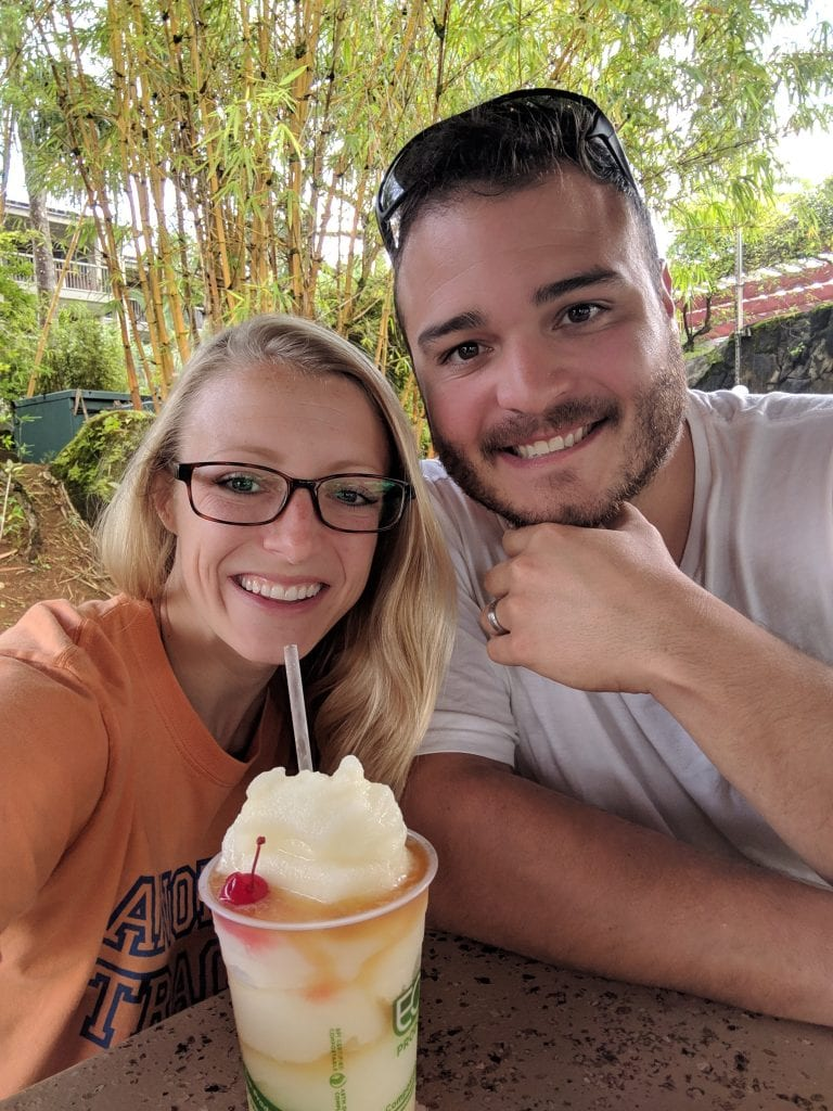 Sipping on a Cocktail In Kauai, It's One of the Best Things To Do on the Island.