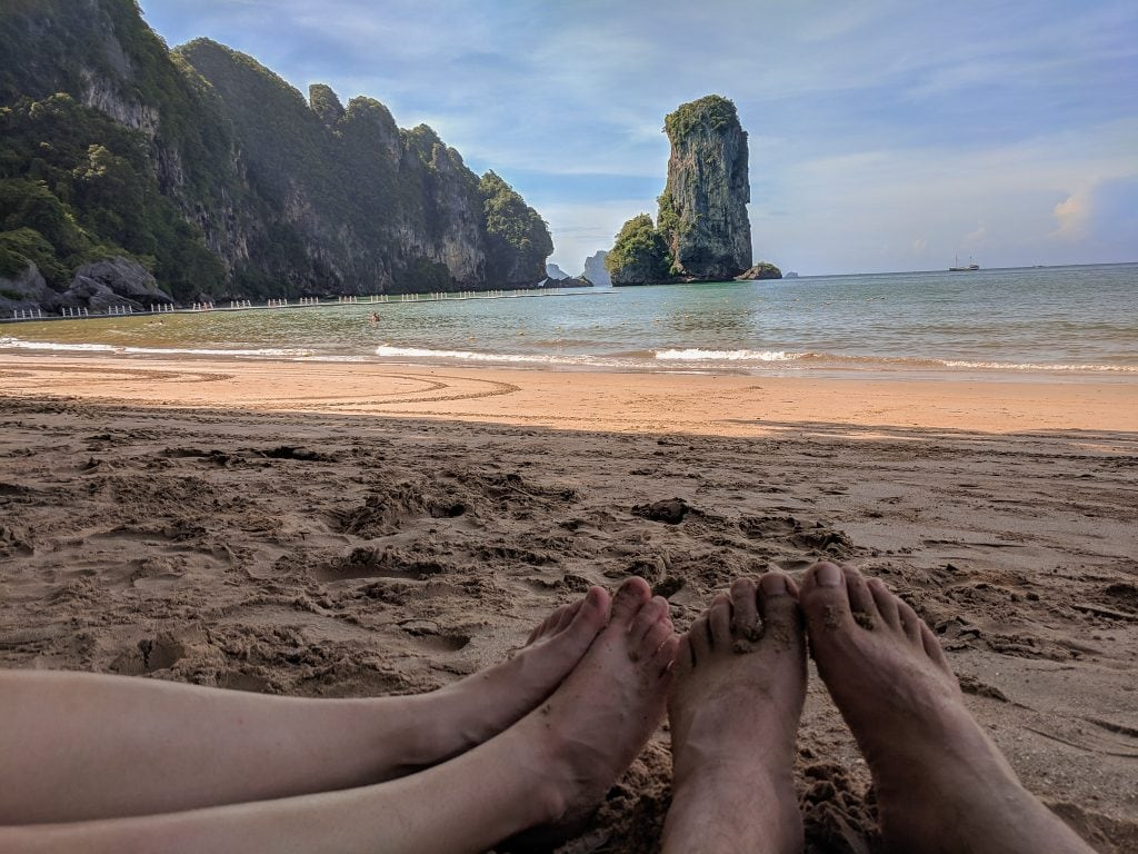 Ao Nang Is One Of The Best Places To Stay In Krabi.