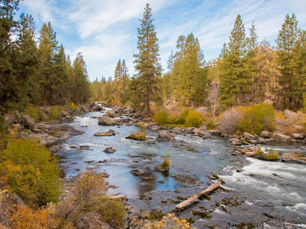 The Deschutes River, One of The Best Hikes Near Bend, Oregon