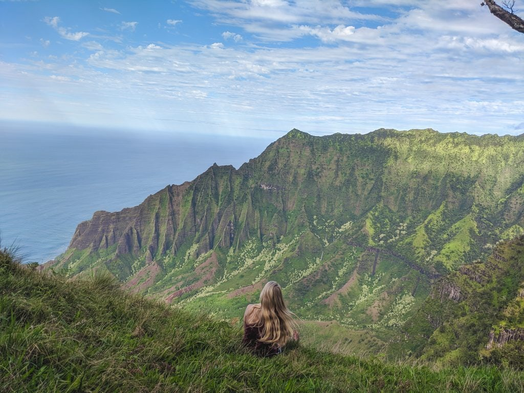 Hiking The Kalepa Ridge In Kauai; It's One Of The Best Things To Do On The Island.
