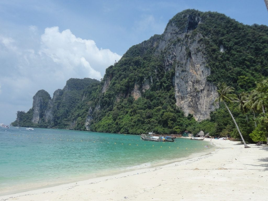 Ton Sai Beach Is One Of The Best Places To Stay In Krabi.