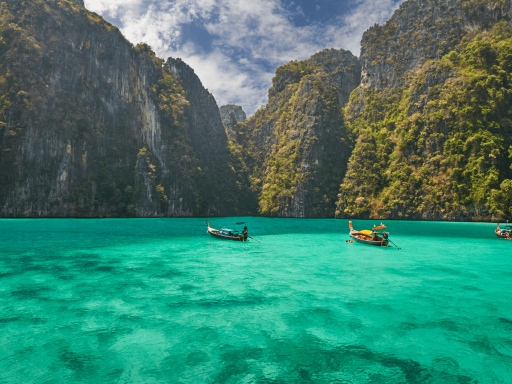 Koh Phi Phi Is One Of The Best Places To Stay In Krabi.