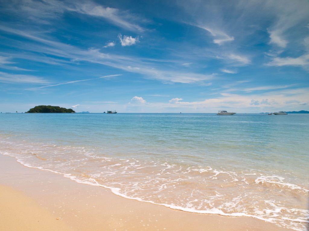 A View From A Thailand Beach