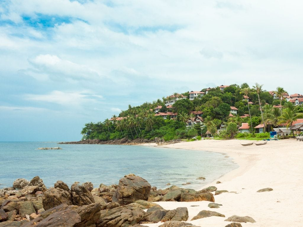 Where Is The Best Place To Stay In Krabi? Koh Lanta Beach.