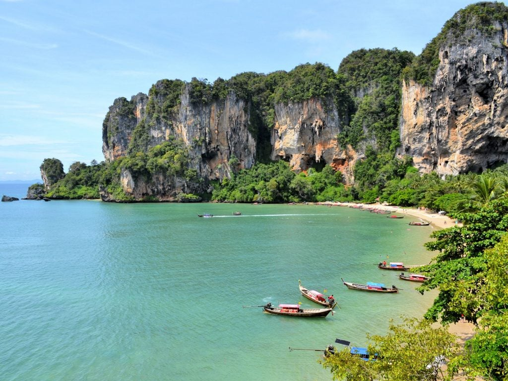 Wondering Where To Stay In Krabi? Ton Sai Is A Great Place To Stay.