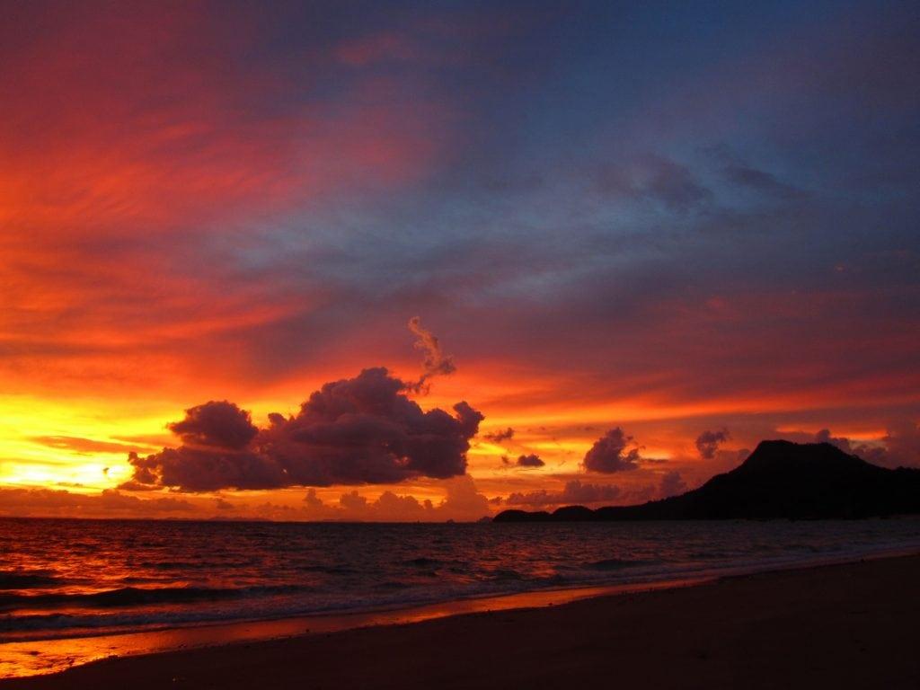 Where To Stay In Krabi? Ko Pu And Ko Jum Islands At Sunset