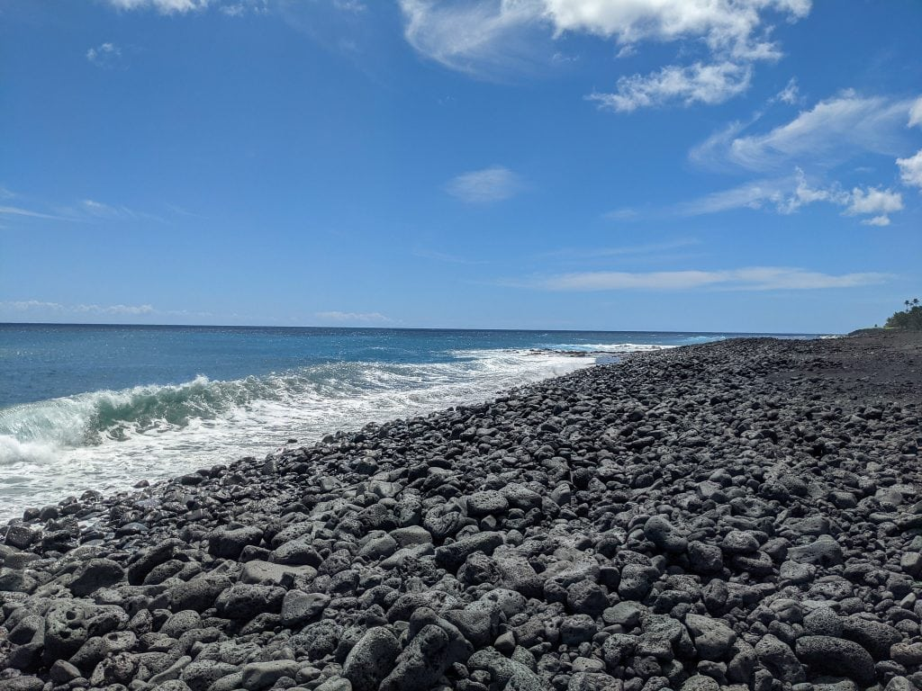 Visiting A Black Sand Beach Is One Of The Best Things You Can Do On The Entire Big Island.