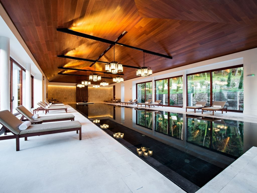 Airbnb With Private Indoor Pool.