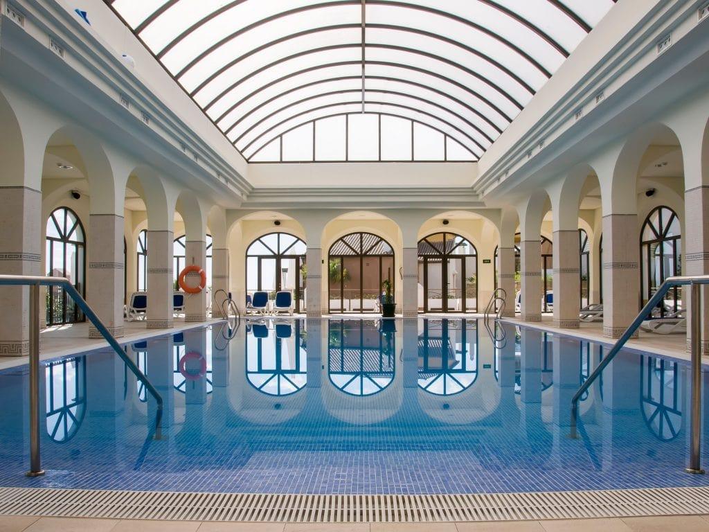 Luxury Vacation Rental with Indoor Pool.