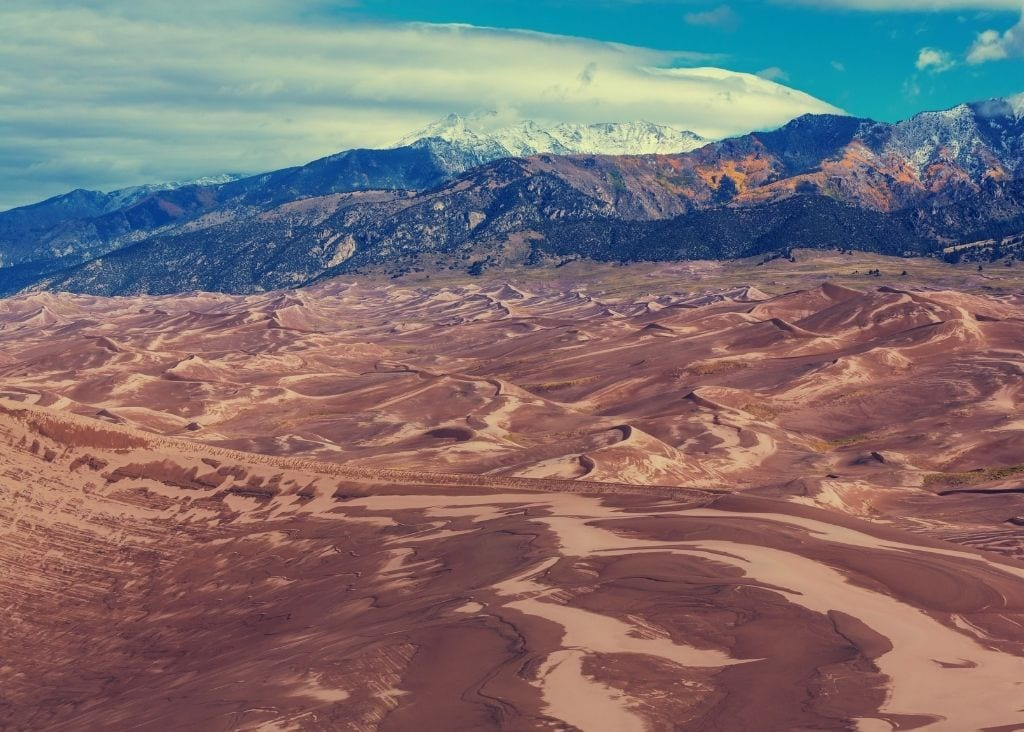 Great Sand Dunes National Park Is One of the Best Day Trips From Denver.