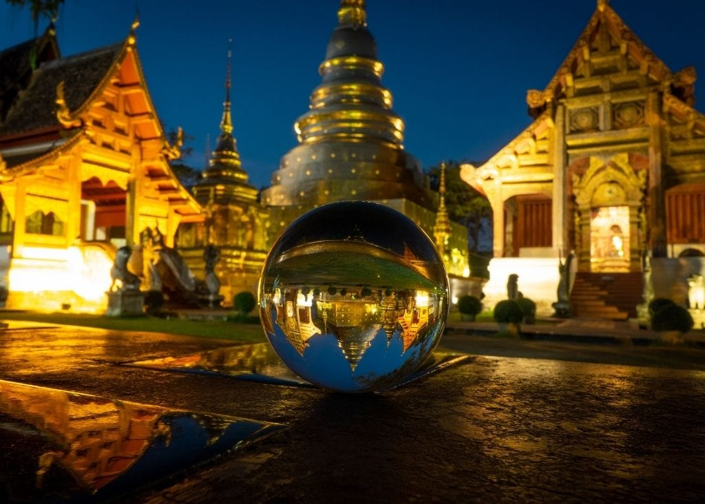 Where To Stay In Chiang Mai - Old Town