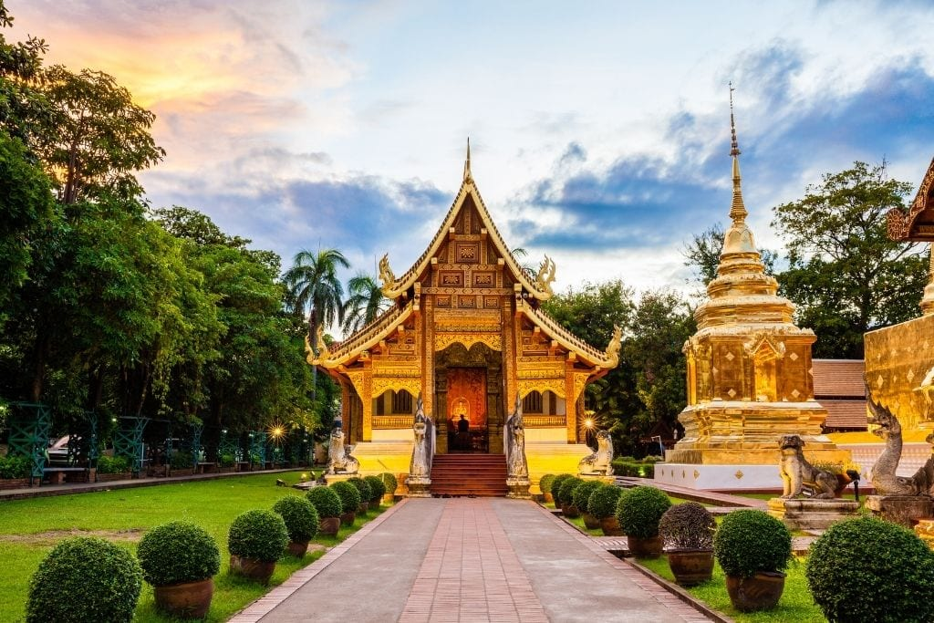 Where To Stay in Chiang Mai: The Old City