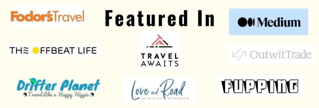 Featured In - Mike And Laura Travel