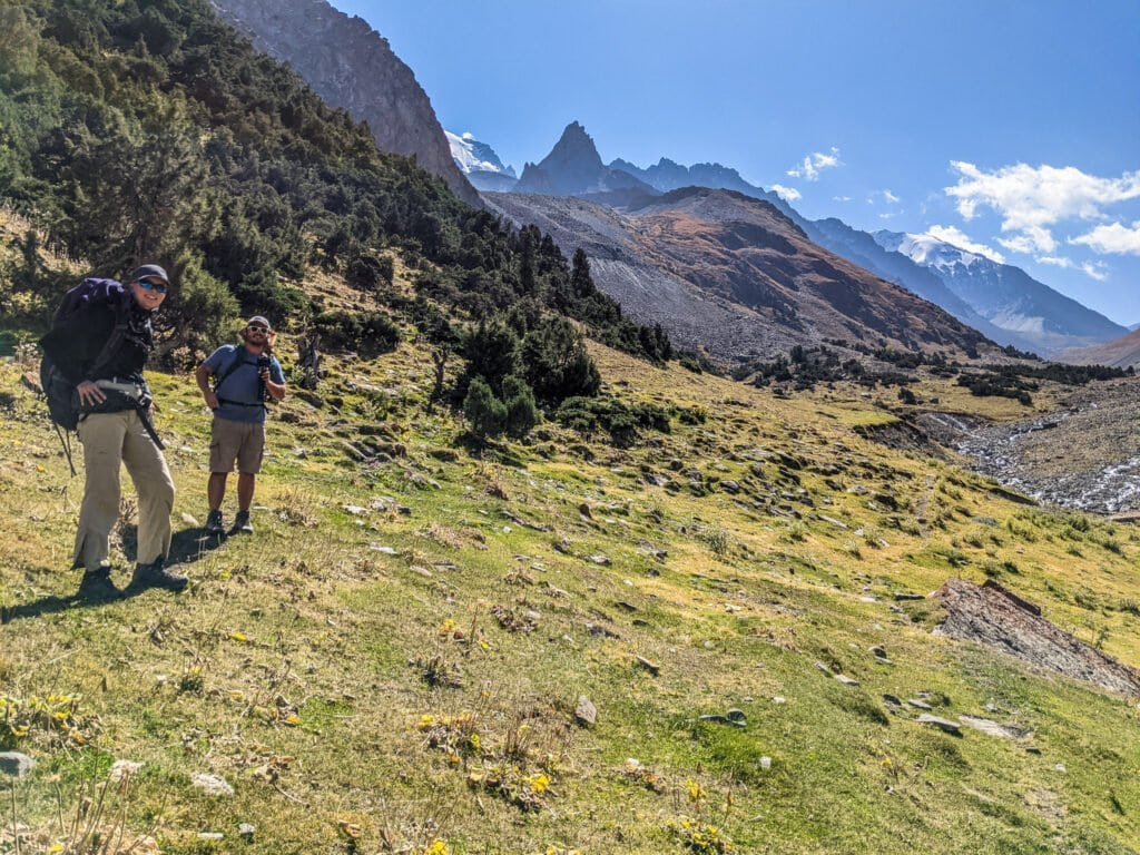 Hiking Is An Unforgettable Experience To Add To Your 2 Week Kyrgyzstan Itinerary.