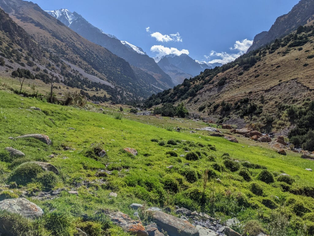 Trips From Osh, Kyrgyzstan.