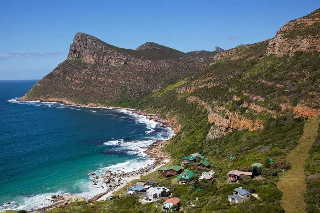 Smitswinkel Bay is One of the Best Beaches In Cape Town.
