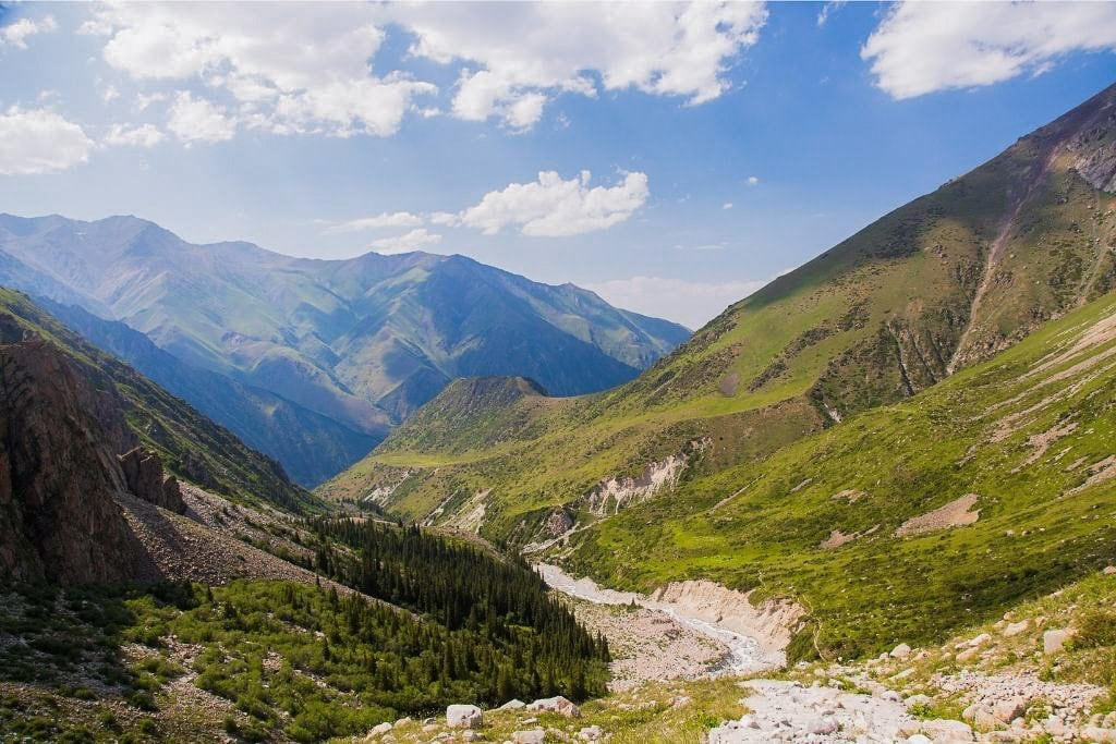 Ala Archa National Park Is A Great Excursion To Add To Your 2 Week Kyrgyzstan Itinerary.