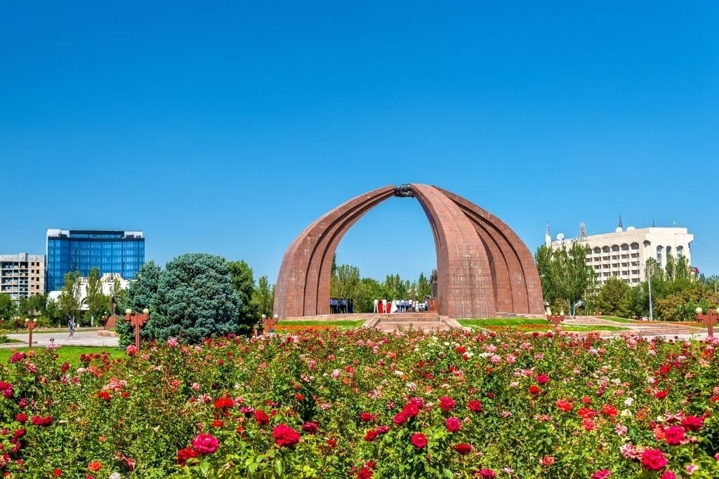 Bishkek Is A Great Place To Begin Your 2 Week Kyrgyzstan Itinerary