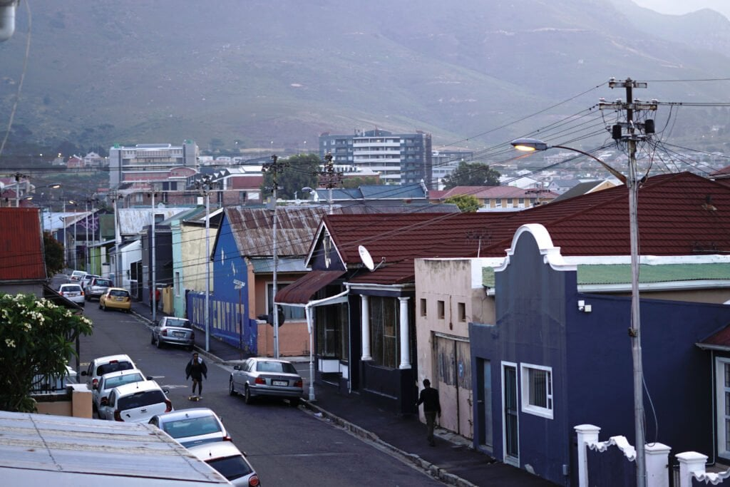 Salt River Neighborhood In Cape Town South Africa Is Not A Dangerous Area.