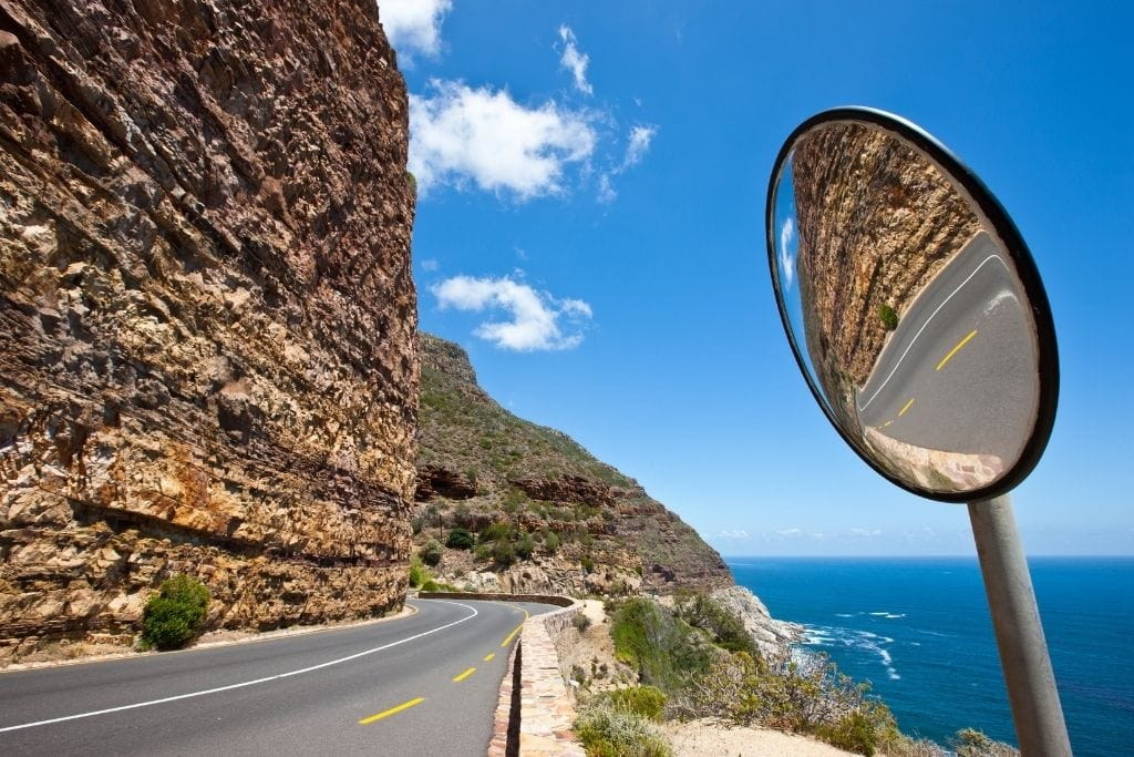 Cape Town Roads Can Be Dangerous If You Don't Know What You're Doing.