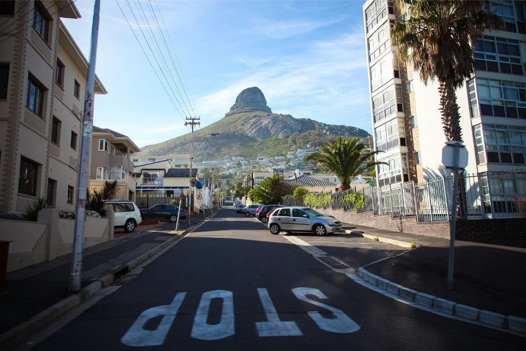 Cape Town Streets.